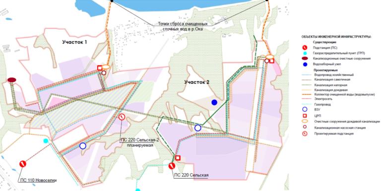 Кашира карта 3