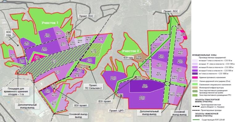 Кашира карта 2